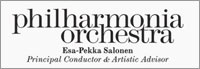 Philharmonia Orchestra website