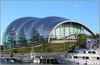 The Sage in Gateshead